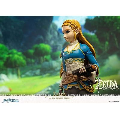 First 4 Figures The Legend of Zelda: Breath of The Wild - Zelda Statue: Video Games