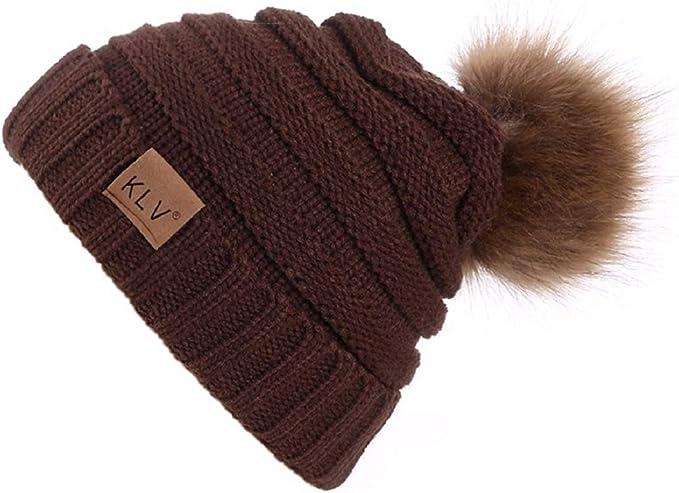 Plum Blossom Mens Womens Winter Beanies Knit Hat Stretch Skull Cap