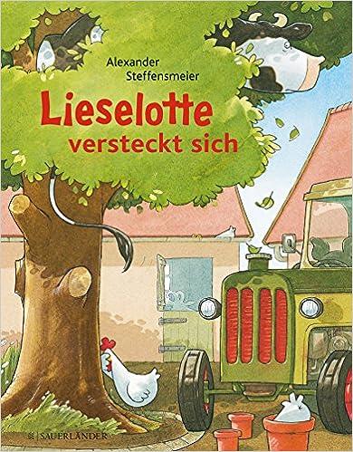 Lieselotte, Bilderbuch