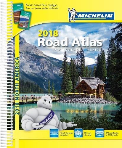 Best road atlas 2018 usa