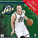 Utah Jazz 2017 Calendar
