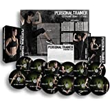 Personal Trainer: 90 Day Workout Program 12 Exercise Videos on DVD + Training Calendar, Fitness Tracker & Training Guide and