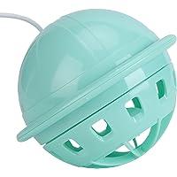 Dish Washing Machine, Kitchen Portable USB Powered Mini Automatic Vibrating Washing Dishwasher Machine Shock Wave Modes…