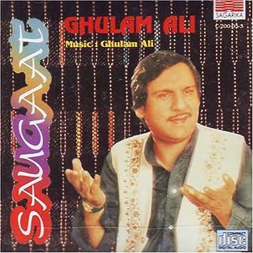 ghulam ali saugaat album