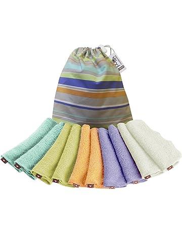 Pack de 10 toallitas lavables