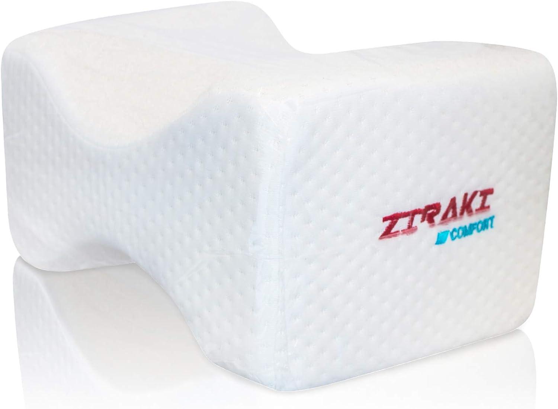 ziraki memory foam knee pillow image