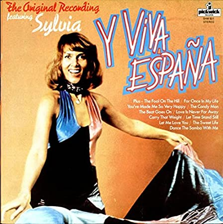 Y VIVA ESPANA LP UK PICKWICK 1973: SYLVIA : Amazon.es: Música
