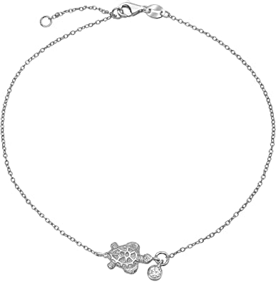 Jinglebell Jewelry Yacht Sterling Silver Dangle Charm with Lobster Clasp