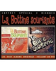 Collection 2 Pour 1 / Anthologie Vol. 1 & 2 (2Cd/Dvd)