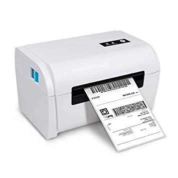 Etiqueta de la Impresora térmica, 4 Pulgadas BT Etiqueta de código ...