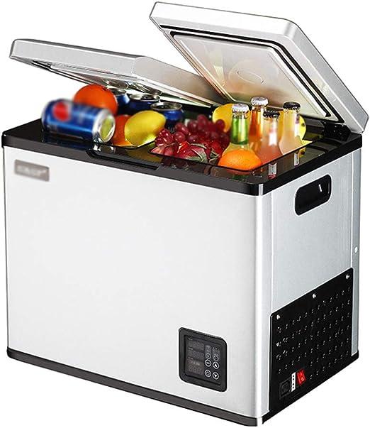 Ice Refrigerador del automóvil de 18L, Mini compresor, congelador ...