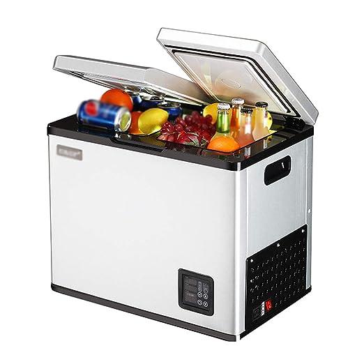 Xinjin Refrigerador del automóvil de 18L, mini compresor ...