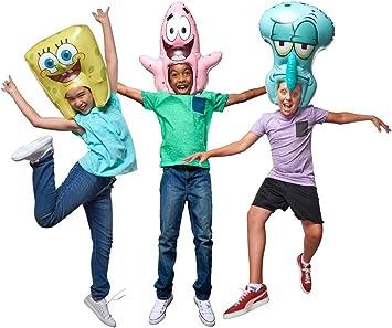 Spongbob or sponge babe SquarePants Whacky /& Funny Cartoon men-women Costume new