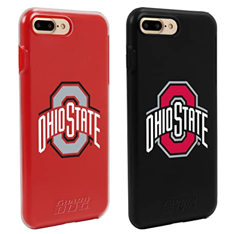 Amazon Ohio State Buckeyes Fan Pack 2 Cases For IPhone 7