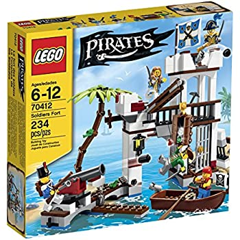 lego pirates soldiers fort 70412 - Lego Pirate