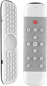 Mando para Fire TV,Mini Teclado inalámbrico con retroiluminación para TV Stick, Smart TV, Android TV Box Windows, PC: Amazon.es: Electrónica