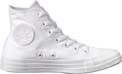 Converse Chuck Taylor All Star Mono Hi, Sneakers Basses Mixte Adulte