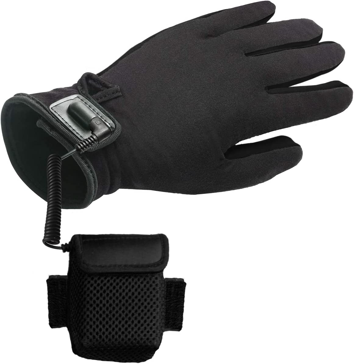 Warmawear Battery Heated Deluxe Glove Liners Small