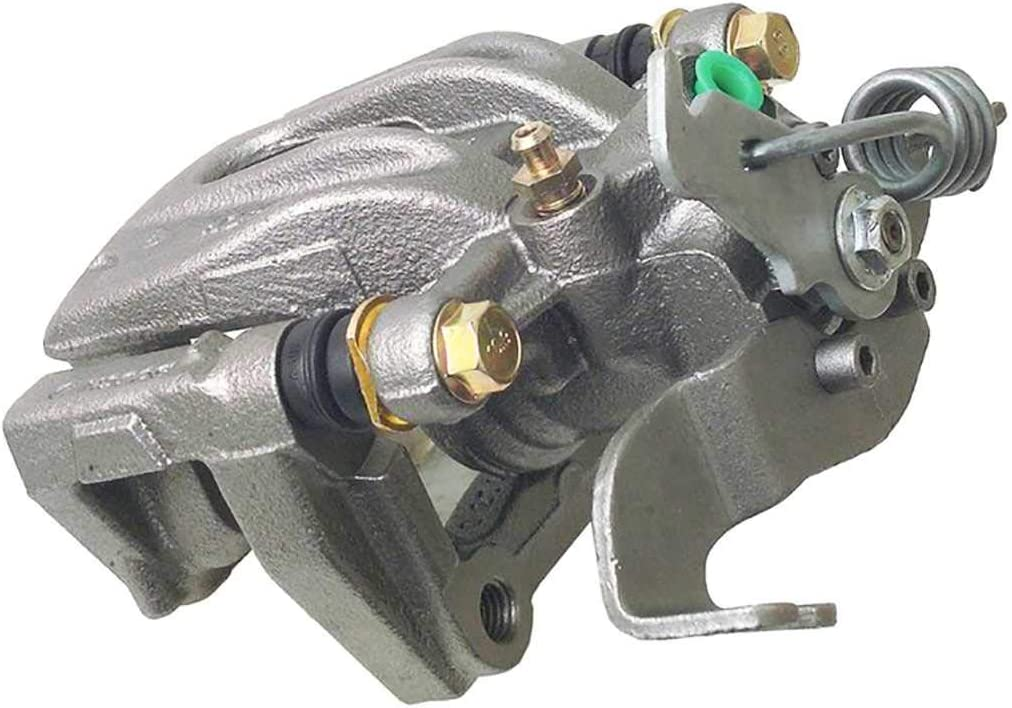 AutoShack BC2954 Rear Driver Side Disc Brake Caliper Metal Piston