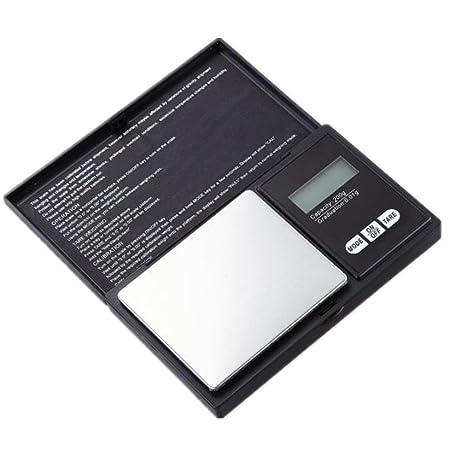 STRIR Balanzas digitales de precisión,200g/0.01g Balanzas de pesaje portátiles con pantalla