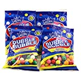 Dubble Bubble Gumball Machine Refill - 5oz (141g) (4 pack)