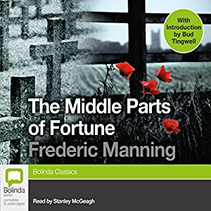 The Middle Parts of Fortune Audiobook