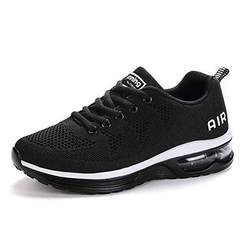 Uomo Donna Air Scarpe da Ginnastica Corsa Sportive Fitness Running Sneakers Basse Interior Casual all'Aperto 34 46 EU…