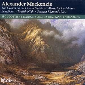 Mackenzie: Orchestral Music