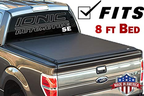 Amazon Com Ionic Se Tonneau Truck Bed Cover 2008 2013 Chevy