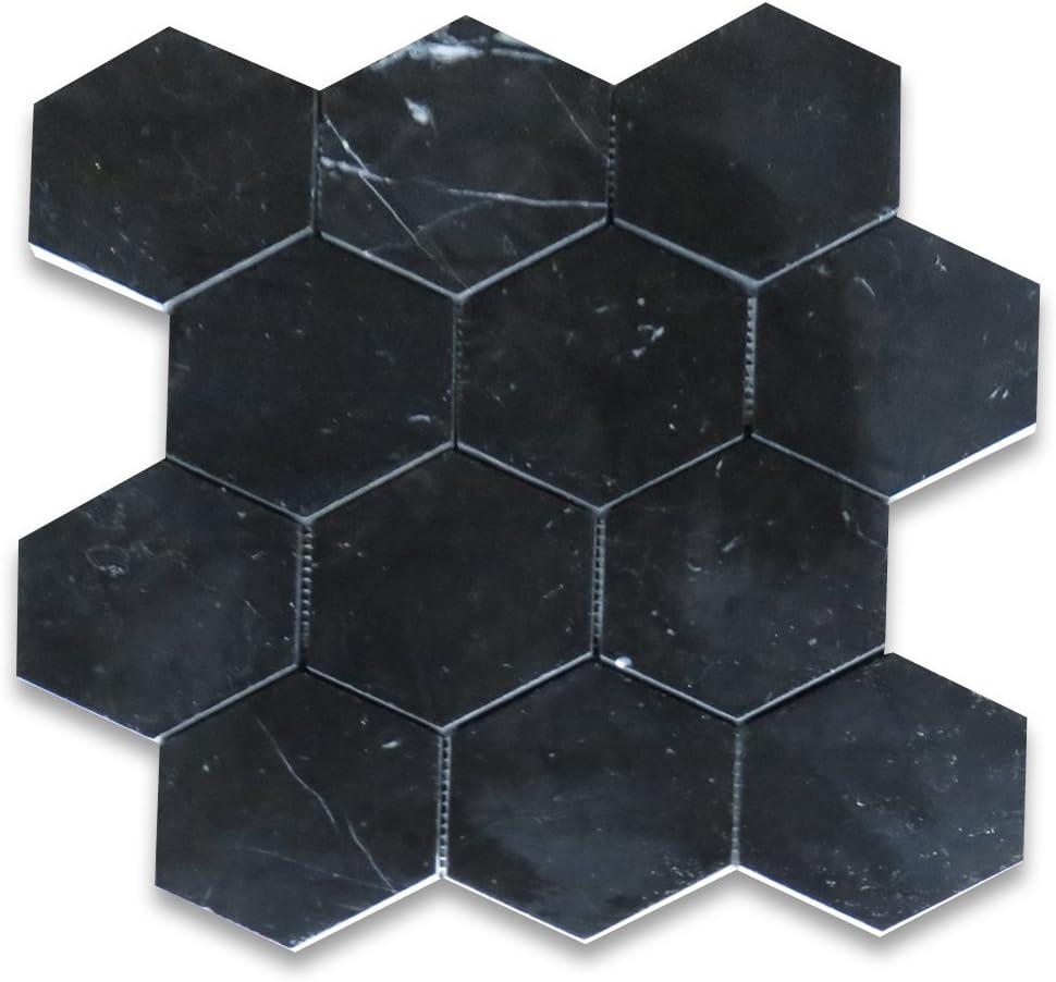 - Stone Center Online Nero Marquina Black Marble 4