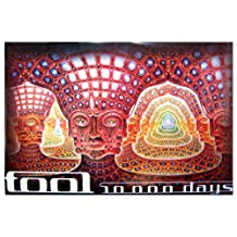 "Tool Net of Being 10000 Days Alex Grey Jumbo Poster 40"" X 60"" Official"