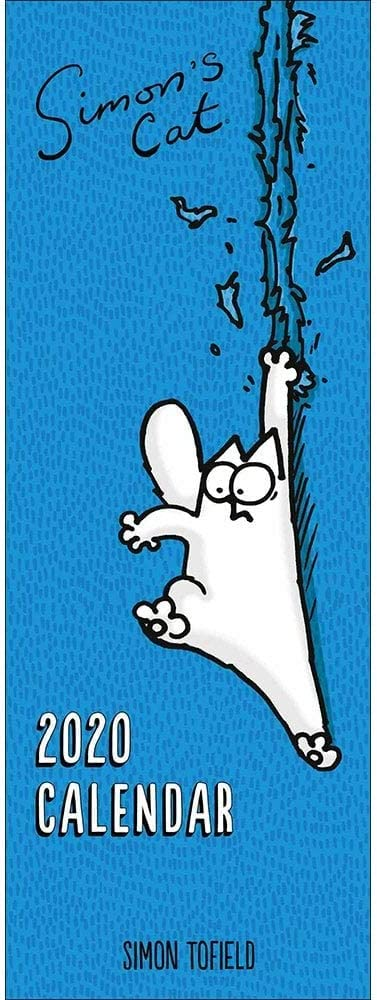 Simon's Cat - Humorvoller Kalender 2020