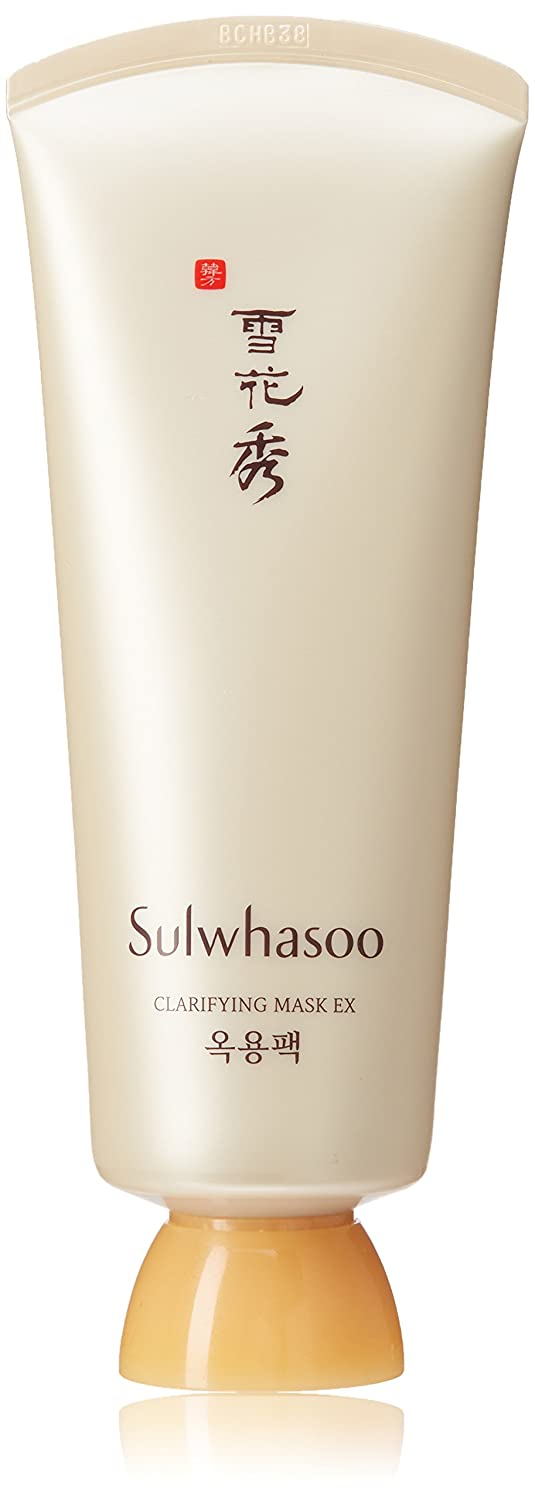 Sulwhasoo Clarifying Mask, 5 Fluid Ounce Mainspring America Inc. DBA Direct Cosmetics