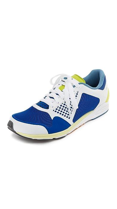 Adidas Adizero de Stella Mccartney Que compite con Las Zapatillas de Deporte, Chino Azul/laborator: Amazon.es: Zapatos y complementos