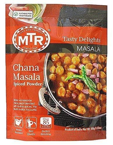 MTR Channa Masala -3.5 oz (Best Chana Masala Powder)