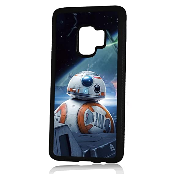 best sneakers 94fd9 ad171 ( For Samsung Galaxy S9 ) Durable Protective Soft Back Case Phone Cover -  HOT30030 Starwars BB8