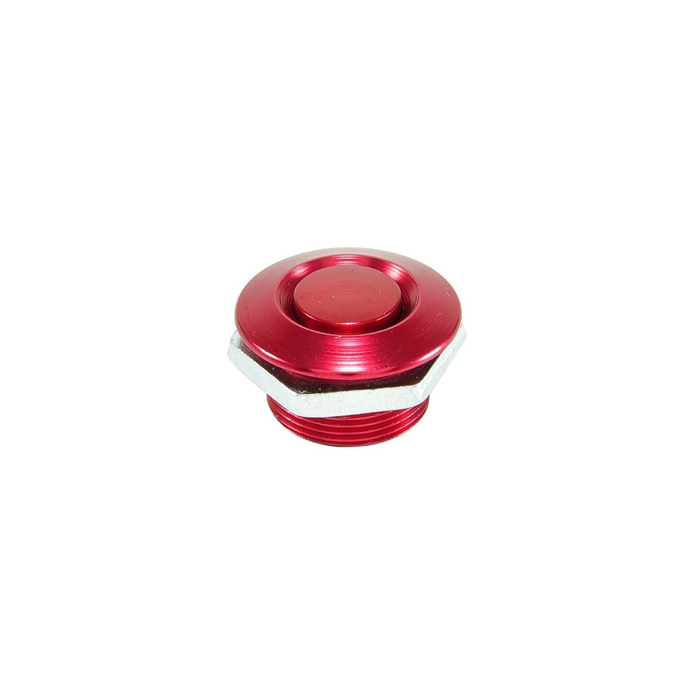 Rot dpPerformance 1 Alu Push Schnellverschluss Sto/ßstange Lang