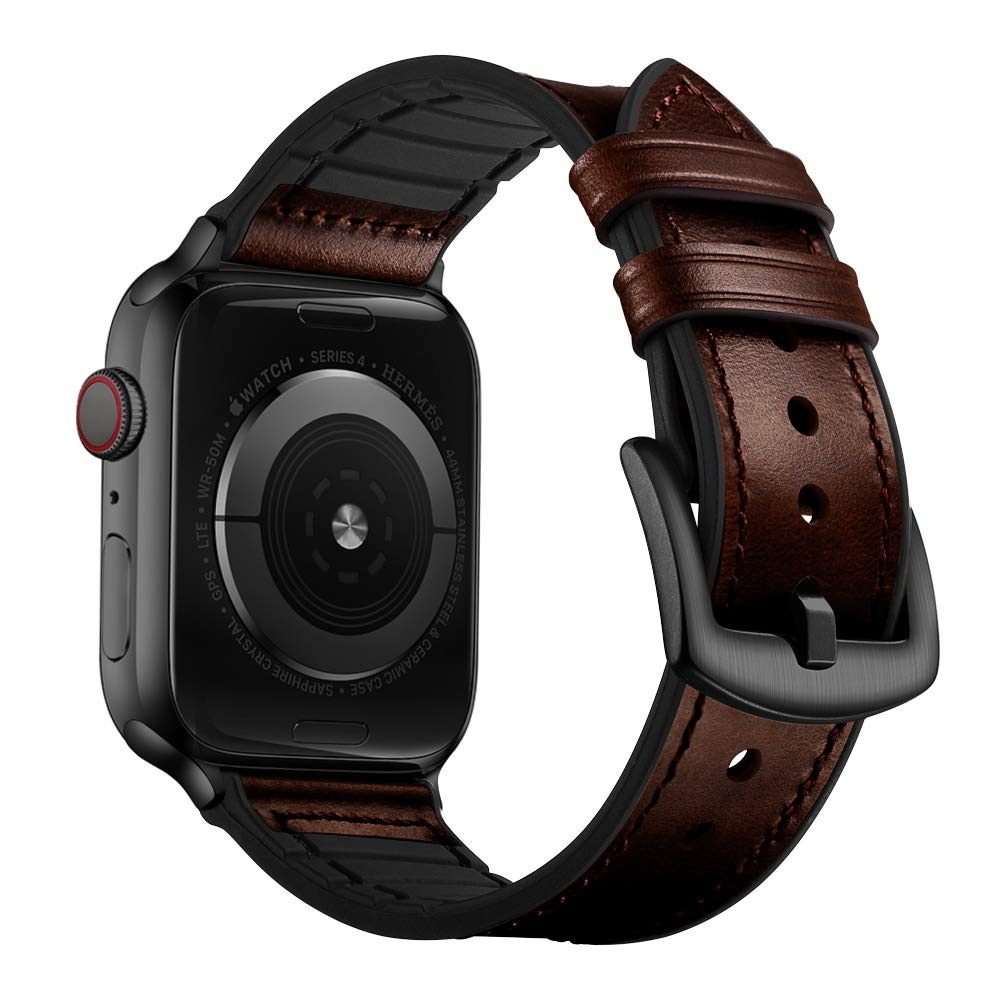 Malla Cuero para Apple Watch (42/44mm) OUHENG [7WN1W77Q]