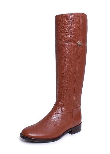41d3a8a8944 closeout tory burch riding boots brown c3b19 27dca