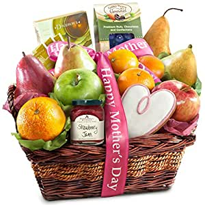 Golden State Fruit Mother's Day Gourmet and Fruit Basket