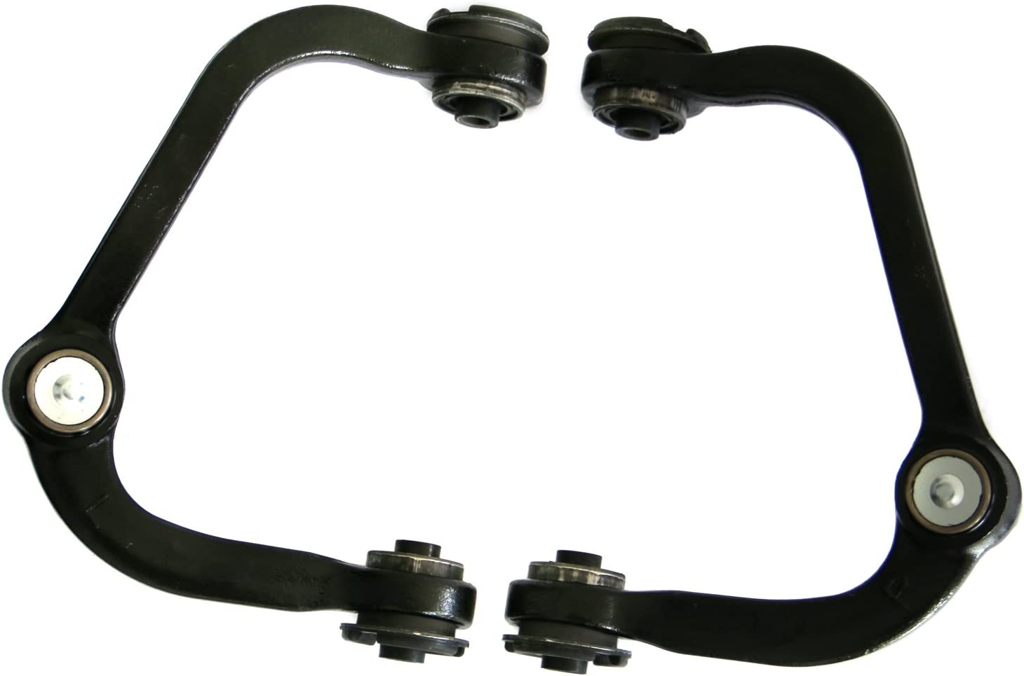 MOTORMAN 2 pc Front Upper Control Arm and Ball Joint Assembly Set for 2007-2014 Ford Expedition 2004-2014 Ford F-150 2006-2008 Lincoln Mark LT 2007-2014 Lincoln Navigator
