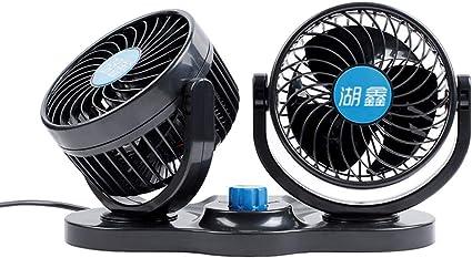 KKmoon Ventilador de refrigeración de Ventilador de 12 V ...