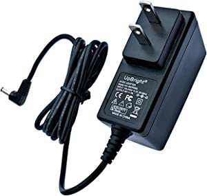 UpBright 5V AC/DC Adapter Compatible with Acer One 10 S1002 S1002-145A N15P2 N15PZ Tablet PC Visual Land Connect VL-879 ME-107 Belkin DSC-3PFB-05 FUS 050020 G3A2000 G2A2000 SongStream 5VDC Charger