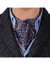 ERA7B02 - Cómodo regalo de seda para hombre, diseño de cravat de jóvenes gentlemen por Epoint
