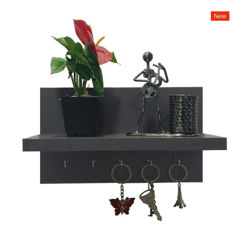 Amazon.com: A10SHOP Omega 6 - Soporte para llaves (madera ...