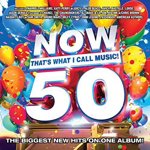 Musicnow1 On Amazon Com Marketplace: NOW That's What I Call Music! 50 By Various Artists On