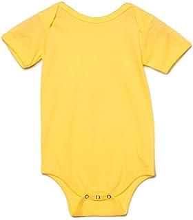 Bodys Manga Corto para Bebes niño, Body sin Mangas Recien Nacido ...