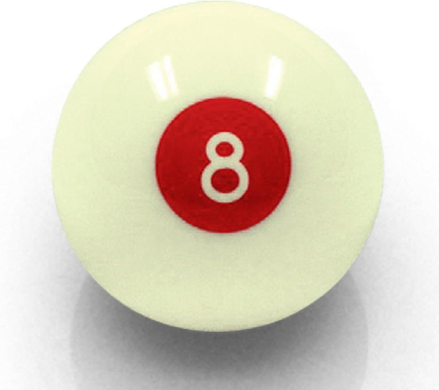 Americana Shifter Empresa ascbn03016 blanco bola de billar 8 ...