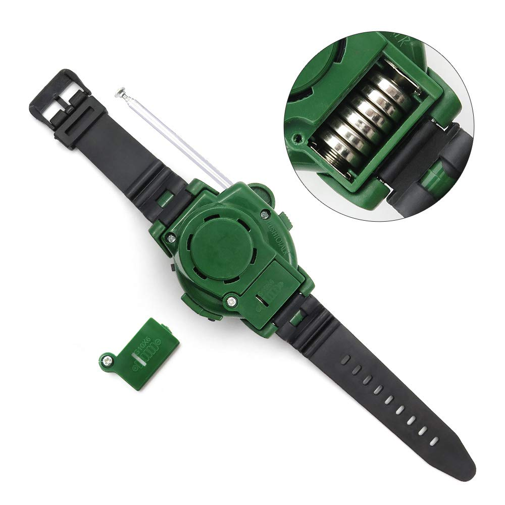 Kids Walkie Talkies, XHAIZ Long Range Walky-Talky Watch for Kids, Cool Outdoor Gifts For Boys and Girls by XHAIZ (Image #9)