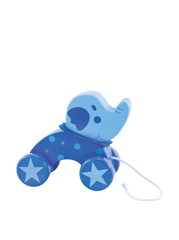 Rich Frog Wooden Pull Toy – Elephant   B009KVIMEG